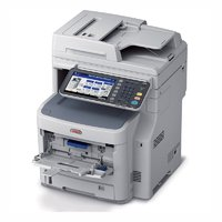 OKI OKICMC770DNFAX Colour A4 Multifunction with Duplex, Network and Fax