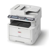 OKI MB472DNW Mono A4 Multifuntion, 33ppm, Print, Scan, Copy, Fax with Duplex, Network and Wireless