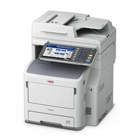OKI MB760DNFAX 47ppm A4 Mono Multifunction with Duplex, Network and Fax