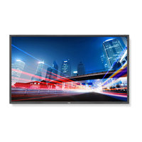 """NEC P403 40"""" Commercial LCD FHD Black"""