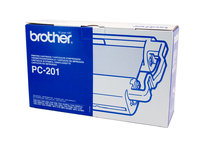BROTHER PC201 THERMAL RIBBON 420 PAGE YIELD FOR 1020, 1030 & 1970