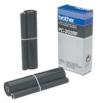 BROTHER PC202RF THERMAL RIBBON 420 PAGE YIELD FOR 1020, 1030 & 1970