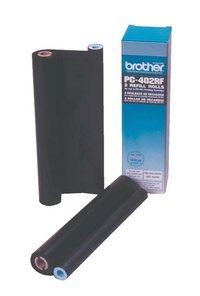 BROTHER PC402RF THERMAL RIBBON 114 PAGE YIELD FOR 685, 727, 737, 827 & 837