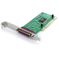 1 Port PCI Parallel Adapter Card