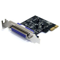 1 Port PCIe LP Parallel Adapter Card