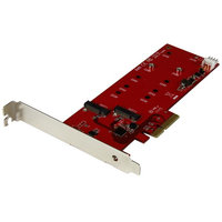 2x M.2 SSD Controller Card - PCIe
