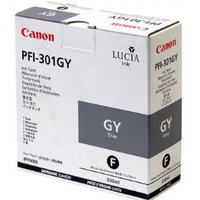 GREY INK TANK 330ML FOR CANON IPF 8000, 9000