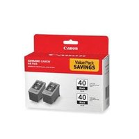 Canon PG40 Fine Blk Ink Cart