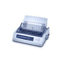 OKI 390T 24 Pin Dot Matrix Printer 80 Column