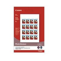 GLOSSY PHOTO STICKER (5 SHEETS OF 16)