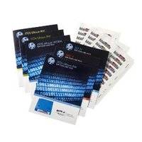 HP LTO6 Ultr RW Bar Code Label Pack 100'