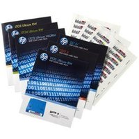 HP LTO7 Ultr RW Bar Code Label Pack 100'