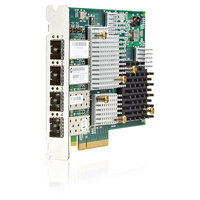 HP 3PAR 7000 4-pt 8Gb/s FC Rfrbd Adapter