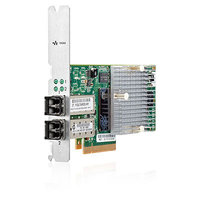 HP 3PAR 7000 2-pt 10G iSCSI/FCoE Adapter
