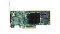 INTEL RAID CARD PCIe, 3008, 8x SAS/SATA 12G VIA 2x HD MINI SAS, RAID 0/1/10/JBOD