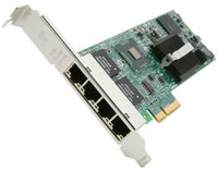 FUJITSU QUAD PORT GIGABIT ETHERNET SERVER ADAPTER - INTEL  I350-T4