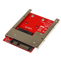mSATA SSD to 2.5IN SATA Adapter Converte