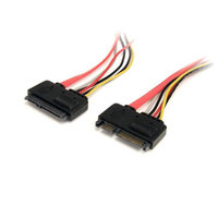 12in 22 Pin SATA Power/Data Ext Cable