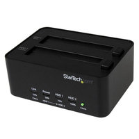 USB 3.0 to SATA HDD Duplicator Dock
