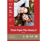 SEMI GLOSS PHOTO PAPER 260GSM