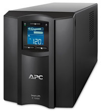 APC-Schneider APC Smart-UPS C 1000VA LCD 230V with Smart Connect