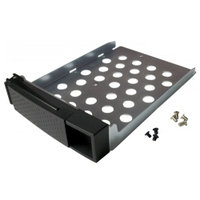 QNAP SP-TS-TRAY-WOLOCK HDD TRAY WITHOUT KEY LOCK, BLACK, METAL