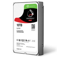 "Seagate IronWolf NAS HDD 3.5"" Internal SATA 10TB NAS HDD"