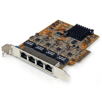 4 Port PCIe Gigabit Network Adapter Card