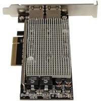 2-Port PCIe 10Gb Ethernet Network Card