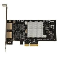 Dual Port PCIe Gigabit Network Card