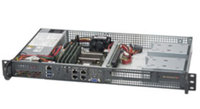 "SUPERMICRO 1RU XEOND CPU RAM (0/4) 3.5""OR 2.5""(0/2/4) 2X10GE 2X1GE PSU 200W 3YR PART"