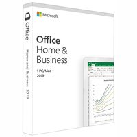 OFFICE HOME & BUSINESS 2019 RETAIL BOX