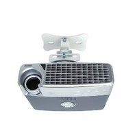 PROJECTOR CEILNG MOUNT FLUSH/WHITE