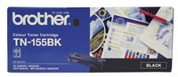 BROTHER TN155 BLACK TONER 5,000 PAGE YIELD FOR 4050, 9042, 9450 & 9840