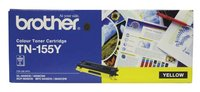 BROTHER TN155 YELLOW TONER 4,000 PAGE YIELD FOR 4050, 9042, 9450 & 9840