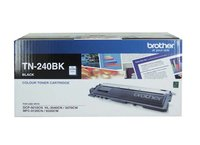 BROTHER TN240 BLACK TONER 2,200 PAGE YIELD FOR 3070, 9120, 9320 & 9010