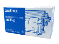 BROTHER TN4100 BLACK TONER 7,500 PAGE YIELD FOR HL-6050D & HL-6050DN