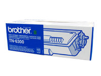 BROTHER TN6300 BLACK TONER 3,000 PAGE YIELD FOR 2500, 1200, 9880 & 8360