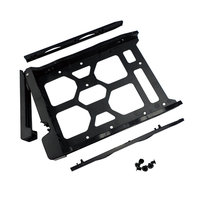 "QNAP TRAY-35-NK-BLK001 HDD TRAY FOR 3.5"" AND 2.5"" DRIVES TOOL-LESS FOR 3.5"" HDD INSTALLATI"