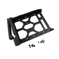 "QNAP TRAY-35-NK-BLK02 HDD TRAY FOR 3.5"" AND 2.5"" DRIVES"