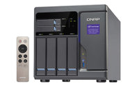 QNAP TVS-682-i3-8G , 6-Bay TurboNAS, SATA 6G, Core™ i3-6100 3.7 GH, 8GB RAM, 4-LAN, 10G-ready,  iSCSI, 250W single power supply, 2y AR wty