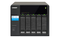 QNAP TX-500P, 5 BAY EXPANSION UNIT FOR THUNDERBOLT NAS, TWR, 2YR