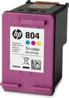 HP 804 TRI-COLOR ORIGINAL INK CARTRIDGE