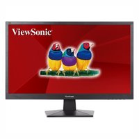 "ViewSonic VA2407H 23.6"" 1920x1080 FHD 5ms Monitor VGA HDMI"