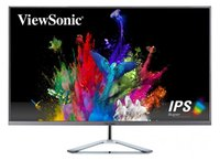 "Viewsonic VX3276-2K-MHD 32"" 16:9 2560x1440 QHD IPS 4ms DP Monitor"