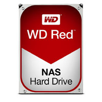 WD Red 10TB NAS Hard Disk Drive - 5400 RPM Class SATA 6