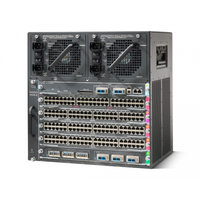 Cat4500 E-Series 6-Slot Chassis no P/S
