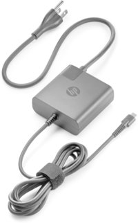 HP USB-C Travel Power Adapter 65W