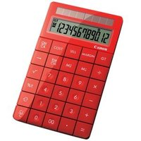 XMARK1R STYLISH RED DESKTOP CALCULATOR